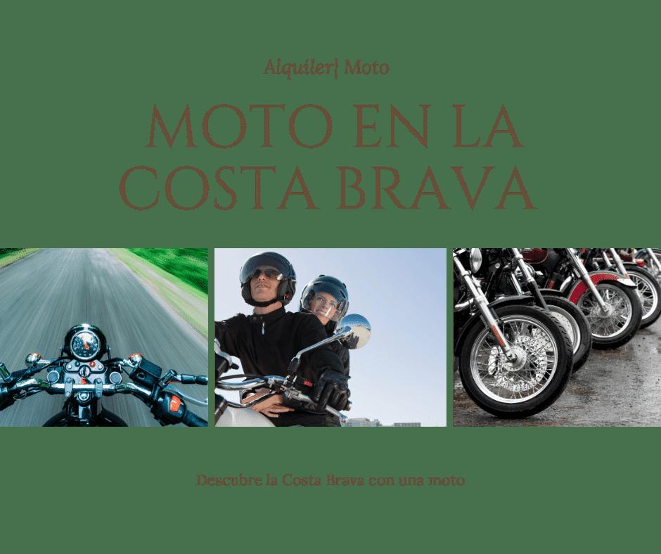 Alquiler moto